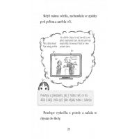 Fragment Penelope prostě perfektní Projektem Nejlepší kamarádka Kniha pro holky 3