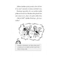 Fragment Penelope prostě perfektní Projektem Nejlepší kamarádka Kniha pro holky 4