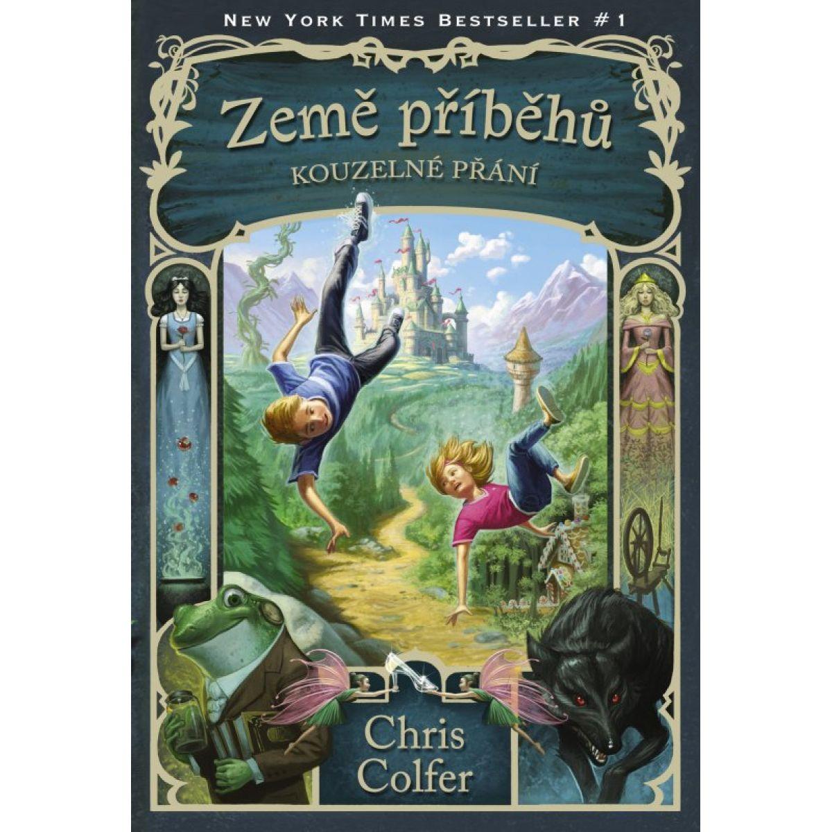Fragment Země příběhů Kouzelné přání Bestseller