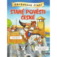 Fragment Obrázkové čtení Staré pověsti české