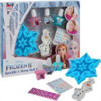 EP Line Frozen 2 sada 3 laků na nehty