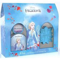 EP Line kosmetika Frozen II dárková sada EDT 50 ml s mýdlem 55 g