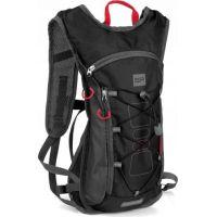 Fuji Športový, cyklistický a bežecký ruksak 5 l čierny