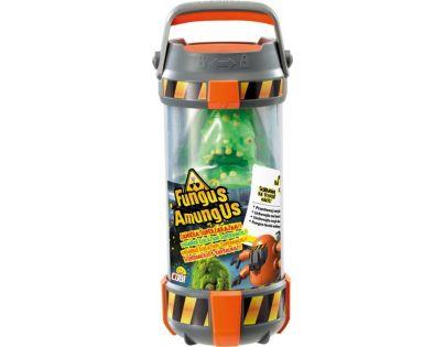 Fungus Amungus Schránka na toxický odpad - Zelený Superbacil