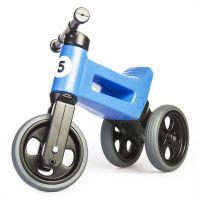 Funny Wheels Odrážedlo New Sport 2v1 modré