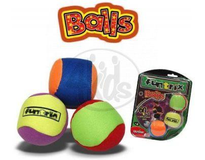 Funtrix Žonglérské míčky a DVD
