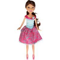 Funville Princezna v kornoutu Sparkle Girlz růžová sukně