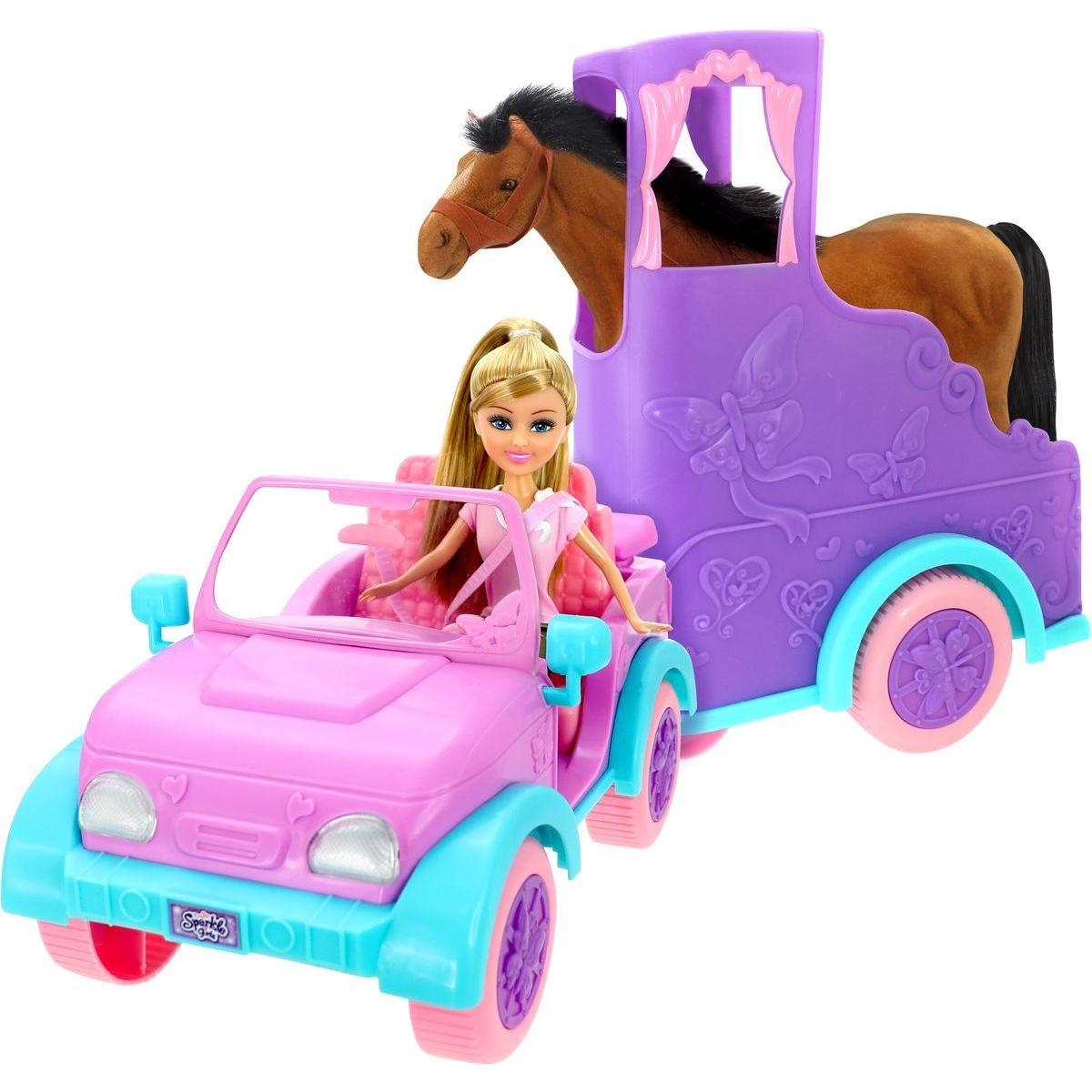 Funville Skřítek Vítek Přívěs pro koně Sparkle Girlz