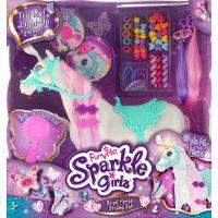 Funville Stylingová sada se svítícím koněm Sparkle Girlz