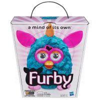 Furby Cool - A3147 Tyrkysový-růžové uši 2