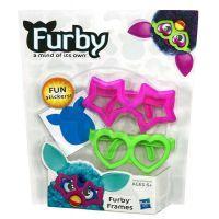 Furby doplňky - Růžová a zelená 2