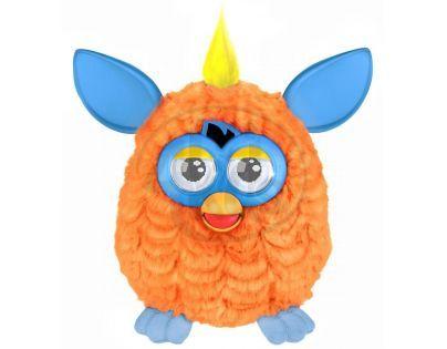 Furby Hot - A3121 Oranžový-modré uši
