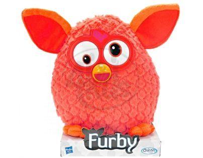 Famosa 92583- Furby oranžový 20 cm