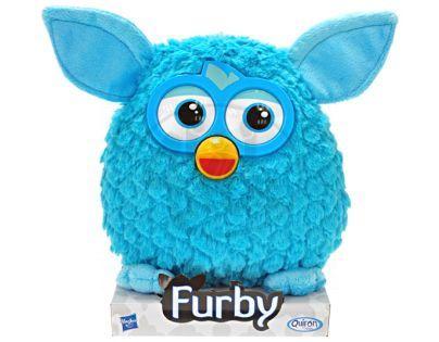 Furby plyšový Taboo modrý 20cm