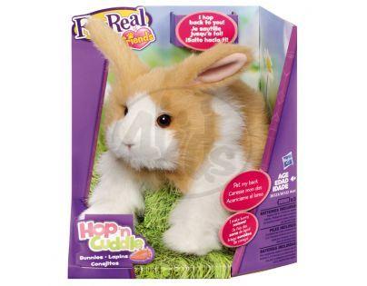 FurReal Friends hopsající králíček Hasbro 36122