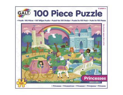 Galt Puzzle v krabici Princezny dílků