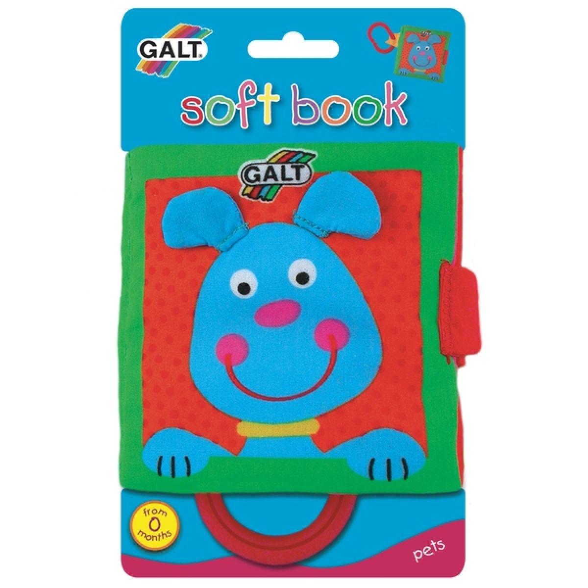 Galt Dětská knížka - domácí mazlíčci