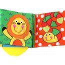 Galt Dětská knížka s kousátkem Džungle 3