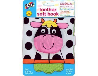 Galt Dětská knížka s kousátkem Farma