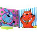 Galt Dětská knížka s kousátkem Farma 3
