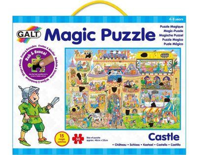 GALT GA1003856 - Magické puzzle – hrad 2*