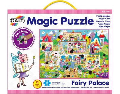 Galt Magické puzzle – pohádkový palác 2