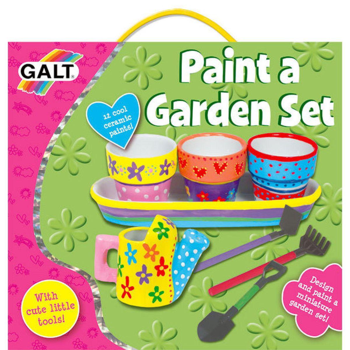 GALT GA1003001 - Malování na zahradní set
