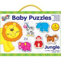 Galt Puzzle pro nejmenší Zvířátka v džungli 2