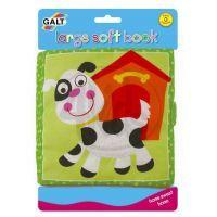Galt Velká dětská knížka – domov zvířátek