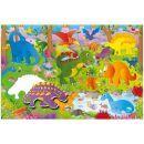 Galt Velké podlahové puzzle – dinosauři 2
