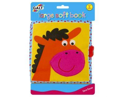 Galt Velká dětská knížka – hlavy zvířátek