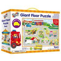 Galt Velké podlahové puzzle Město