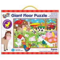 Galt Velké podlahové puzzle – na farmě