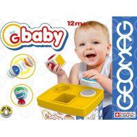 Geomag Baby Bucket 7 dílků 3