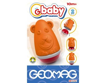 Geomag Baby Roly Poly Bear 2 díly