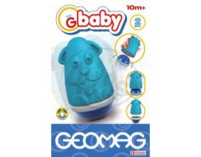 Geomag Baby Roly Poly Dog 2 díly