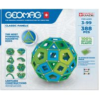 Geomag Classic Panels Masterbox Cold 388 dielikov 2