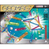 Geomag Glitter 30 dílů