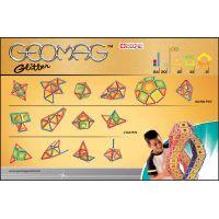 Geomag Glitter 44 dílů 2