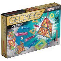 Geomag glitter 68 dílů