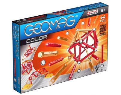 Geomag Kids Color 64 dílů