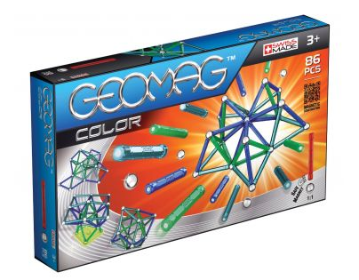 Geomag Kids Color 86 dílů
