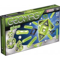 Geomag Kids Panel Glow 104 pcs