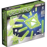 Geomag Kids Panel Glow 30 dílů