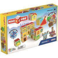 Geomag Magicube Hrady a domy
