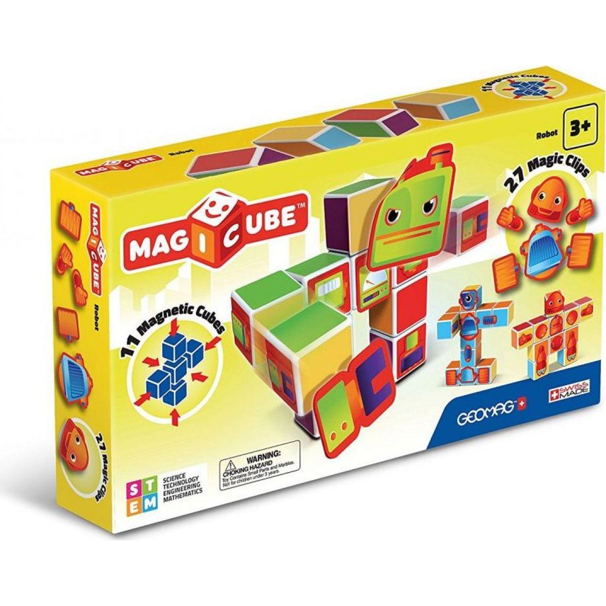 Geomag Magicube Roboti