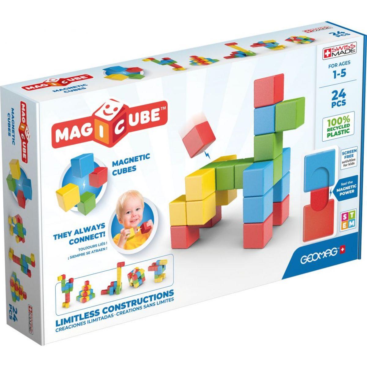 Geomag Magicube Try Me 24 dielikov