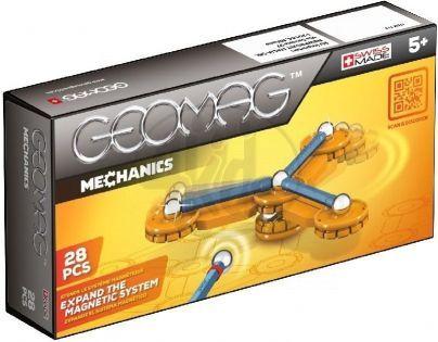 Geomag Mechanics 28 dílů