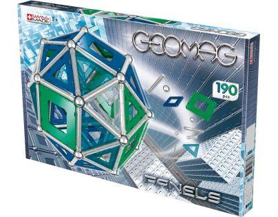 Geomag Panels 190 dílů
