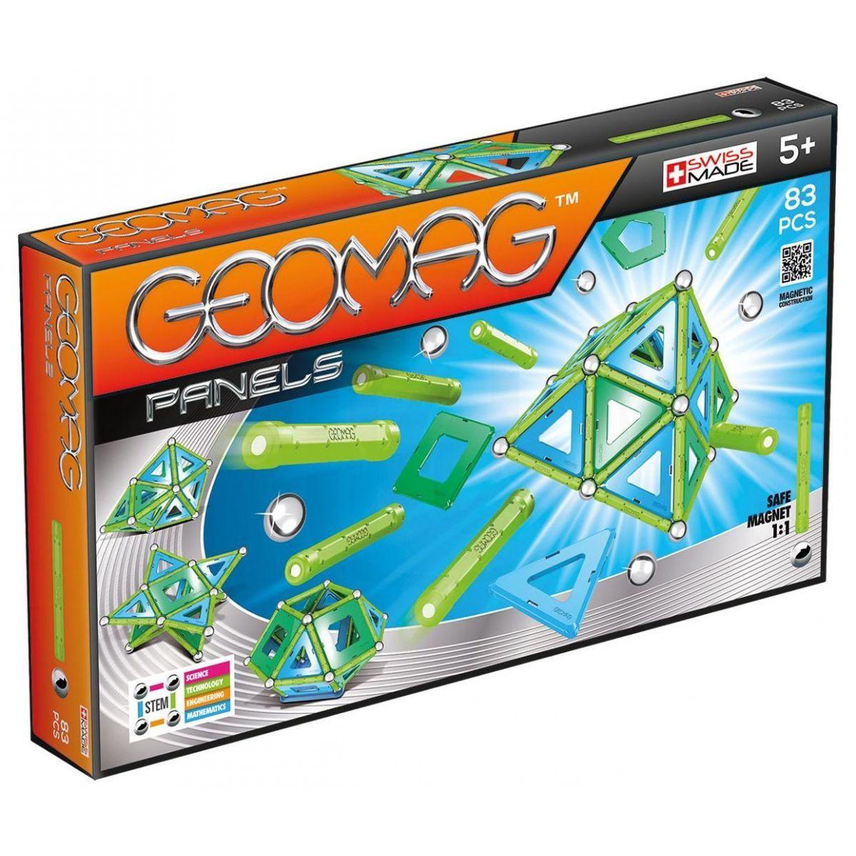 Geomag Panels 83 dílků